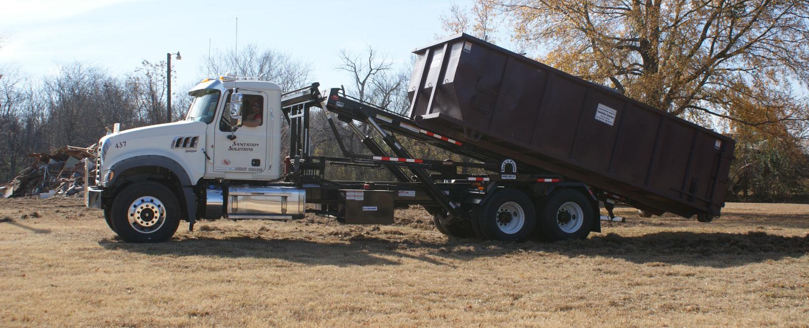 Roll Off Dumpster Rentals Service Hugo Ok